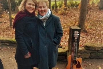 Dr. Ingrid Rupp und Ingrid Landhäußer